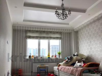 3-комнатная квартира, 110 м², 4/13 этаж, Навои 208/8 — Торайгырова за 61 млн 〒 в Алматы, Бостандыкский р-н — фото 4