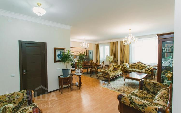 4-комнатная квартира, 129.6 м², 7/20 этаж, Мангилик Ел 26А за 67 млн 〒 в Нур-Султане (Астане), Есильский р-н