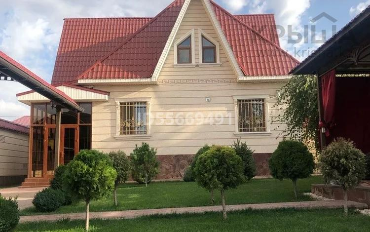 5-комнатный дом, 200 м², 8 сот., 193 квартал 618 — Жибек жолы за 55 млн 〒 в Шымкенте, Енбекшинский р-н