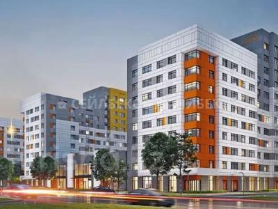 1-комнатная квартира, 37.2 м², 4/12 этаж, проспект Туран 63 — проспект Улы Дала за 11.5 млн 〒 в Нур-Султане (Астана), Есиль р-н