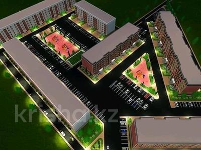 3-комнатная квартира, 99.2 м², Батыс-3 за ~ 11.9 млн 〒 в Актобе, мкр. Батыс-2 — фото 2