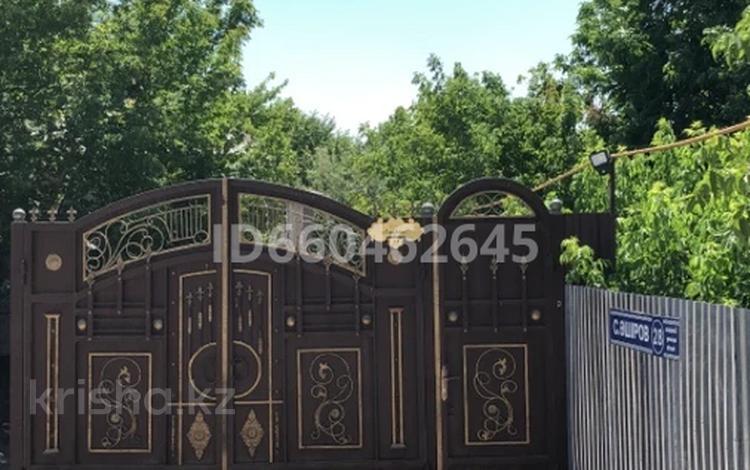 4-комнатный дом, 107 м², 6.5 сот., Аширова 28 28 — Быв, дизельная за 17 млн 〒 в Шымкенте, Енбекшинский р-н