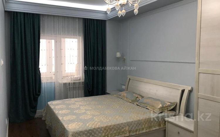 4-комнатная квартира, 122 м², 4/10 этаж, Каиыма Мухамедханова 27 за 50.5 млн 〒 в Нур-Султане (Астана), Есиль р-н