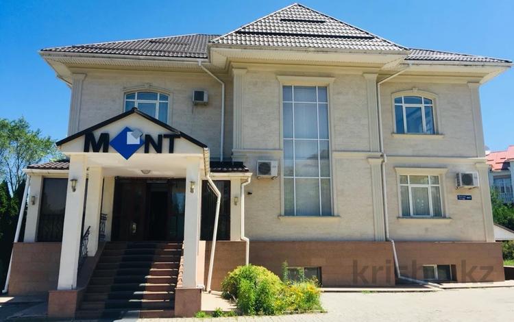 9-комнатный дом помесячно, 600 м², 20 сот., Достык 467 за 1.8 млн 〒 в Алматы
