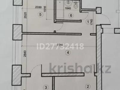 2-комнатная квартира, 40.1 м², 1/5 этаж, 15 мкр 10 за 7.2 млн 〒 в Караганде, Октябрьский р-н — фото 26