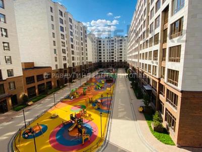 2-комнатная квартира, 52 м², 4/10 этаж, Алихана Бокейханова 11/1 — 25 за ~ 23 млн 〒 в Нур-Султане (Астане), Есильский р-н