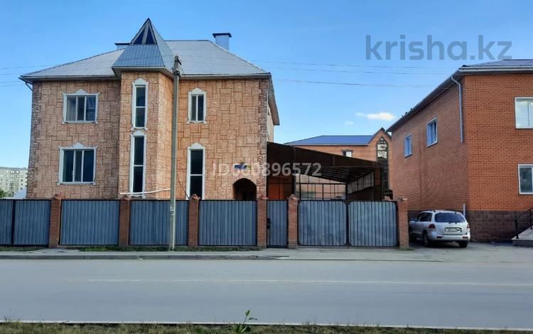7-комнатный дом, 351.4 м², 7.17 сот., Б.Ашимова 184 — Габдуллина за 65 млн 〒 в Кокшетау