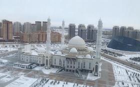4-комнатная квартира, 136 м², 20/20 этаж помесячно, Кошкарбаева 10 — Тауелсиздик за 450 000 〒 в Нур-Султане (Астана)