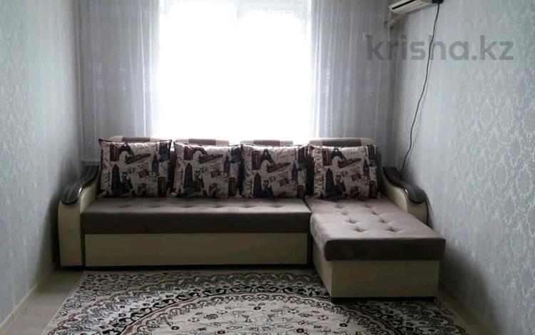 2-комнатная квартира, 46 м², 3/5 этаж помесячно, Аскарова 5 за 130 000 〒 в Шымкенте, Аль-Фарабийский р-н