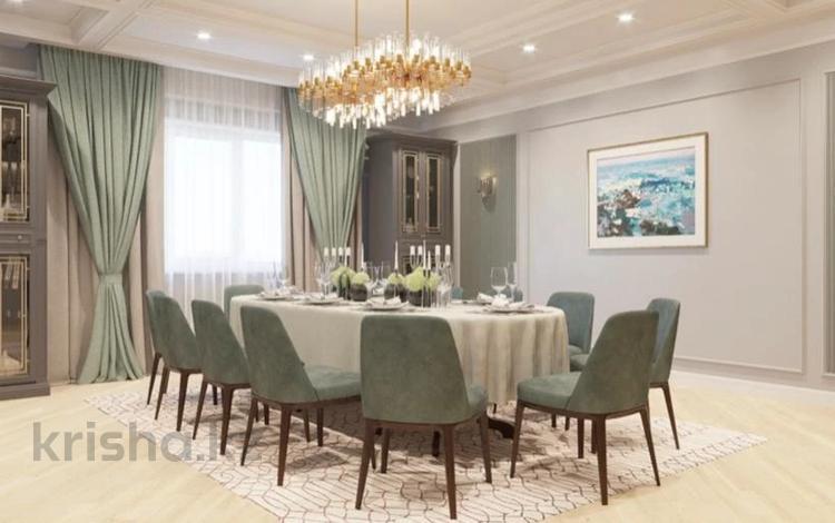 5-комнатная квартира, 257 м², 5/6 этаж, мкр Ерменсай, Мкр Ерменсай за 140 млн 〒 в Алматы, Бостандыкский р-н