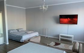 1-комнатная квартира, 37 м², 7/9 этаж посуточно, улица Бокенбай Батыра 131 за 7 000 〒 в Актобе