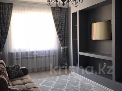 2-комнатная квартира, 78 м², 8/8 этаж на длительный срок, Орынбор 39/1 — Акниет за 250 000 〒 в Нур-Султане (Астане), Алматы р-н