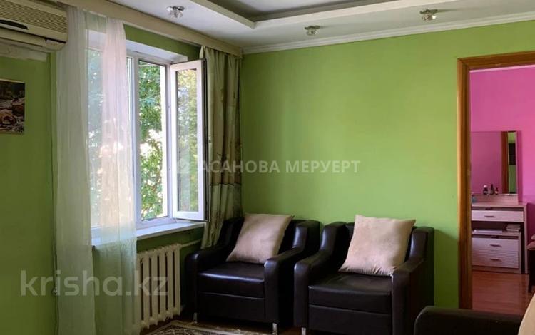 3-комнатная квартира, 56.1 м², 3/5 этаж, мкр №9, Юрия Кима за 19.8 млн 〒 в Алматы, Ауэзовский р-н
