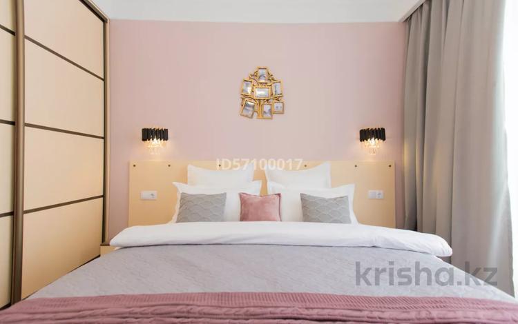 2-комнатная квартира, 50 м², 11/14 этаж помесячно, Брауна 20 — Розабакиева за 300 000 〒 в Алматы, Бостандыкский р-н
