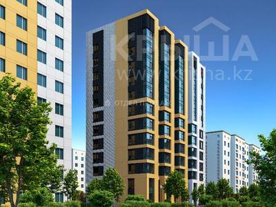 2-комнатная квартира, 58.02 м², Каиыма Мухамедханова за ~ 16.2 млн 〒 в Нур-Султане (Астана), Есиль р-н