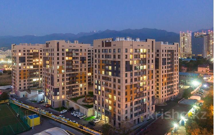 2-комнатная квартира, 55 м², 4/12 этаж, Тажибаевой 157 к4 за 33 млн 〒 в Алматы, Бостандыкский р-н