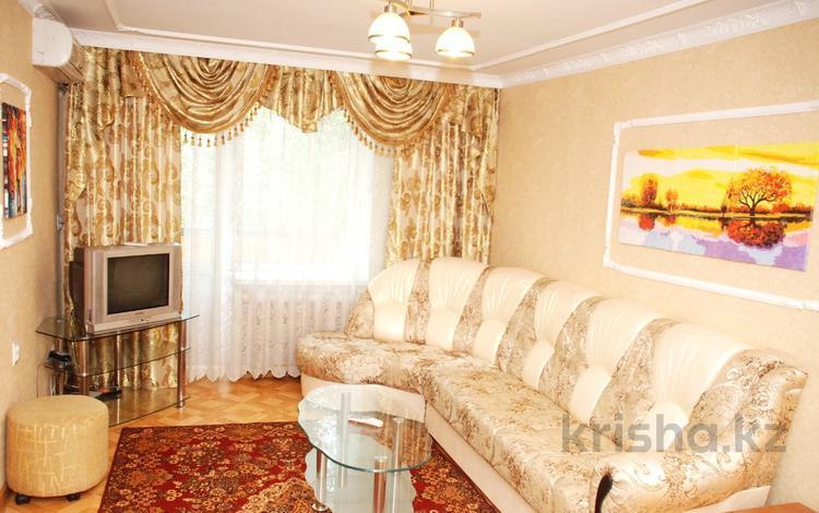 1-комнатная квартира, 33 м², 2/3 этаж посуточно, Ауэзова 136 — Тимирязева за 8 000 〒 в Алматы, Бостандыкский р-н