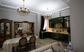3-комнатная квартира, 125 м², 7/9 этаж помесячно, Панфилова 15-19 за 300 000 〒 в Нур-Султане (Астана), Алматы р-н