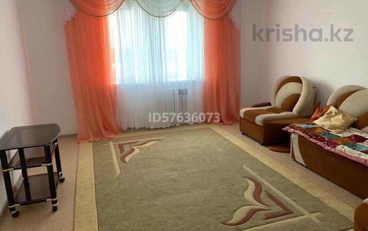 2-комнатная квартира, 61.7 м², 8/9 этаж помесячно, Мкр. Юбилейный за 90 000 〒 в Костанае