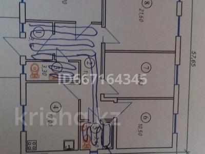 4-комнатный дом, 91 м², 4 сот., Тауке хан 7 за 15.5 млн 〒 в Деркуле