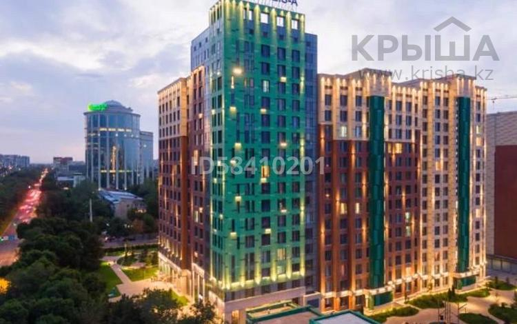 2-комнатная квартира, 47 м², 6 этаж, Абая 22/2к9 — Манаса за 29 млн 〒 в Алматы, Бостандыкский р-н