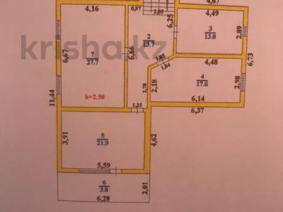 5-комнатный дом, 216 м², 8 сот., Ынталы 47 за 35 млн 〒 в Жанатурмысе — фото 10