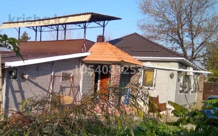 4-комнатный дом, 150 м², 16 сот., мкр Калкаман-2, Бегалиева 20 за 60 млн 〒 в Алматы, Наурызбайский р-н