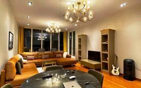 3-комнатная квартира, 130 м², 8/10 этаж помесячно, Аль-Фараби за 850 000 〒 в Алматы, Бостандыкский р-н