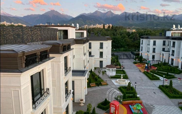 4-комнатная квартира, 163.53 м², 2/3 этаж, Мкр. Дарын 5 за 140 млн 〒 в Алматы, Бостандыкский р-н