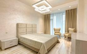 3-комнатная квартира, 130 м² помесячно, Снегина 32/1 за 550 000 〒 в Алматы, Медеуский р-н