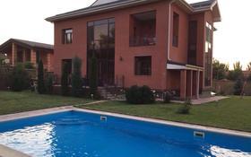 8-комнатный дом помесячно, 450 м², 12 сот., Аскарова Асанбая за 1.2 млн 〒 в Алматы, Бостандыкский р-н
