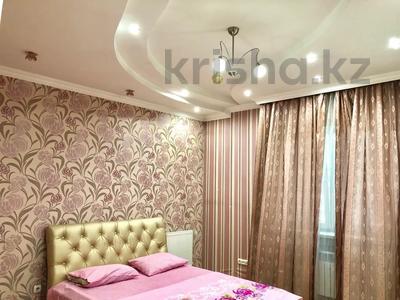 3-комнатная квартира, 140 м², 15/18 этаж посуточно, Шевченко 154 — Муканова за 18 000 〒 в Алматы — фото 2