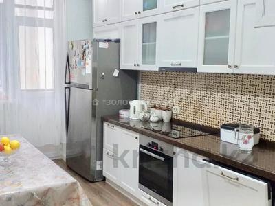 3-комнатная квартира, 103 м², 2/10 этаж, Туркестан 10 за 43.5 млн 〒 в Нур-Султане (Астана), Есиль р-н