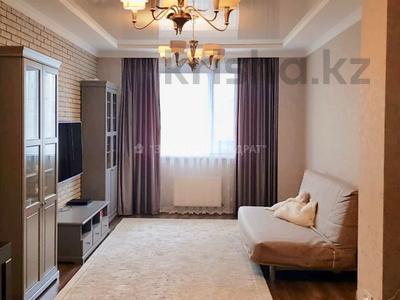 3-комнатная квартира, 103 м², 2/10 этаж, Туркестан 10 за 43.5 млн 〒 в Нур-Султане (Астана), Есиль р-н — фото 2