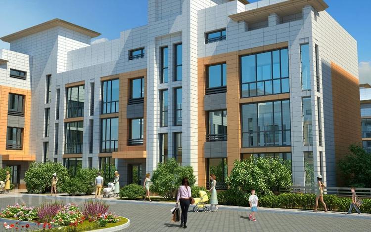 2-комнатная квартира, 68.44 м², 5/6 этаж, Улы Дала 21/1 за ~ 25.7 млн 〒 в Нур-Султане (Астана), Есиль р-н