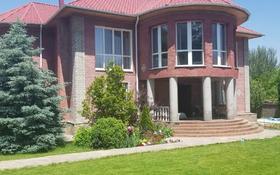 8-комнатный дом помесячно, 520 м², 20 сот., мкр Каменское плато, Оспанова за 1.4 млн 〒 в Алматы, Медеуский р-н