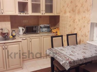 1-комнатная квартира, 44 м², 4/12 этаж посуточно, Сыганак 10 — Сауран за 5 000 〒 в Нур-Султане (Астана), Есиль р-н