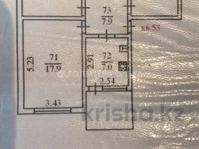3-комнатная квартира, 60.2 м², 2/5 этаж, мкр Тастак-2, Мкр Тастак-2 за 23 млн 〒 в Алматы, Алмалинский р-н — фото 3