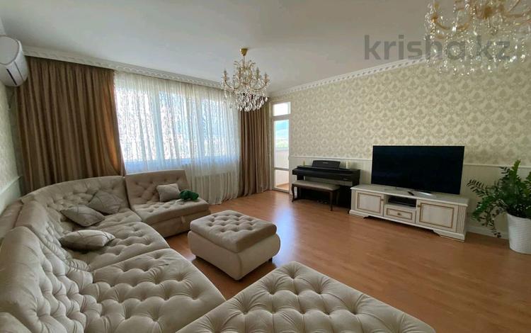3-комнатная квартира, 102 м², 14/14 этаж, Торайгырова за 41 млн 〒 в Алматы, Бостандыкский р-н