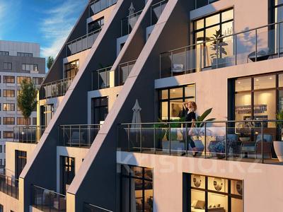 3-комнатная квартира, 103 м², мкр. Самал-3 15 за ~ 68 млн 〒 в Алматы, Медеуский р-н