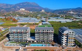 3-комнатная квартира, 120 м², 4/5 этаж, Аланья, Каргыджак 7 за 58 млн 〒