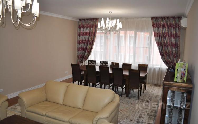 4-комнатная квартира, 187.5 м², 2/4 этаж, мкр Ерменсай, 5-й переулок 16/3 за 117 млн 〒 в Алматы, Бостандыкский р-н