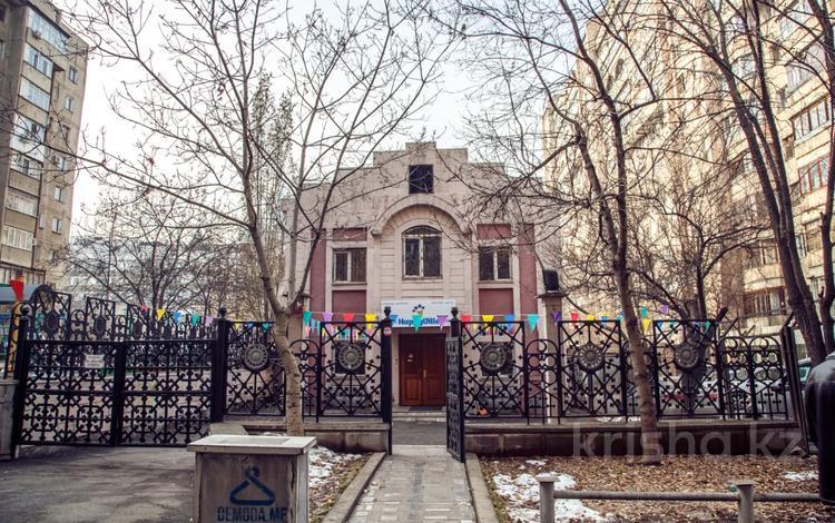 Здание, площадью 166.2 м², мкр Самал-2, Бектурова — Мендикулова за 150 млн 〒 в Алматы, Медеуский р-н