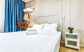 1-комнатная квартира, 45 м², 24/28 этаж посуточно, Кошкарбаева 10/1 — Тауелсиздык за 15 000 〒 в Нур-Султане (Астана)