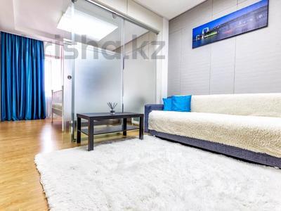 1-комнатная квартира, 45 м², 24/28 этаж посуточно, Кошкарбаева 10/1 — Тауелсиздык за 15 000 〒 в Нур-Султане (Астана) — фото 4