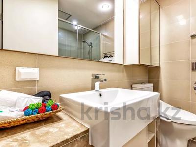 1-комнатная квартира, 45 м², 24/28 этаж посуточно, Кошкарбаева 10/1 — Тауелсиздык за 15 000 〒 в Нур-Султане (Астана) — фото 7