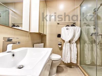 1-комнатная квартира, 45 м², 24/28 этаж посуточно, Кошкарбаева 10/1 — Тауелсиздык за 15 000 〒 в Нур-Султане (Астана) — фото 8