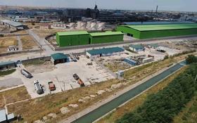 Промбаза 51 сотка, Индустриальная зона Ордабасы 121б за 49 млн 〒 в Шымкенте, Енбекшинский р-н