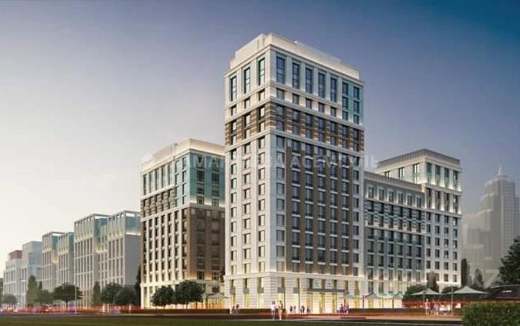 3-комнатная квартира, 121.77 м², 4/11 этаж, Туран за ~ 54.7 млн 〒 в Нур-Султане (Астана), Есиль р-н