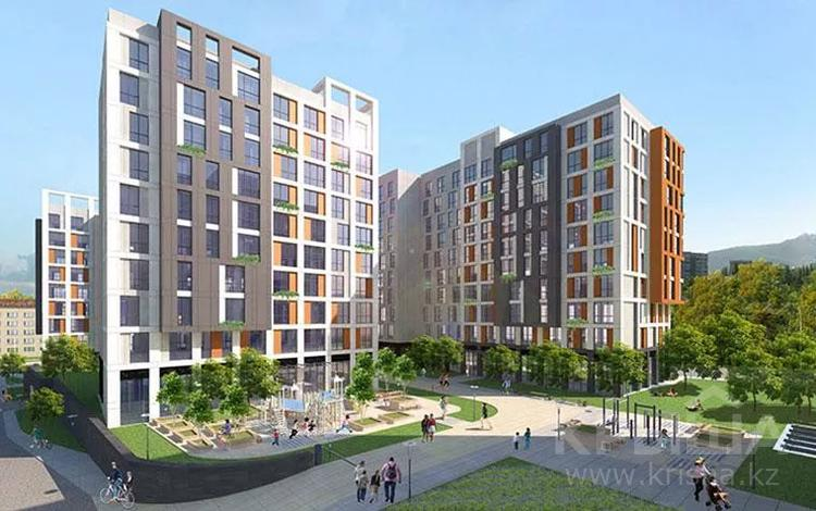 1-комнатная квартира, 41.8 м², Байтурсынова 177 за ~ 20.3 млн 〒 в Алматы